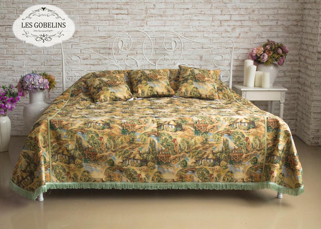 где купить  Покрывало Les Gobelins Покрывало на кровать Provence (120х220 см)  по лучшей цене