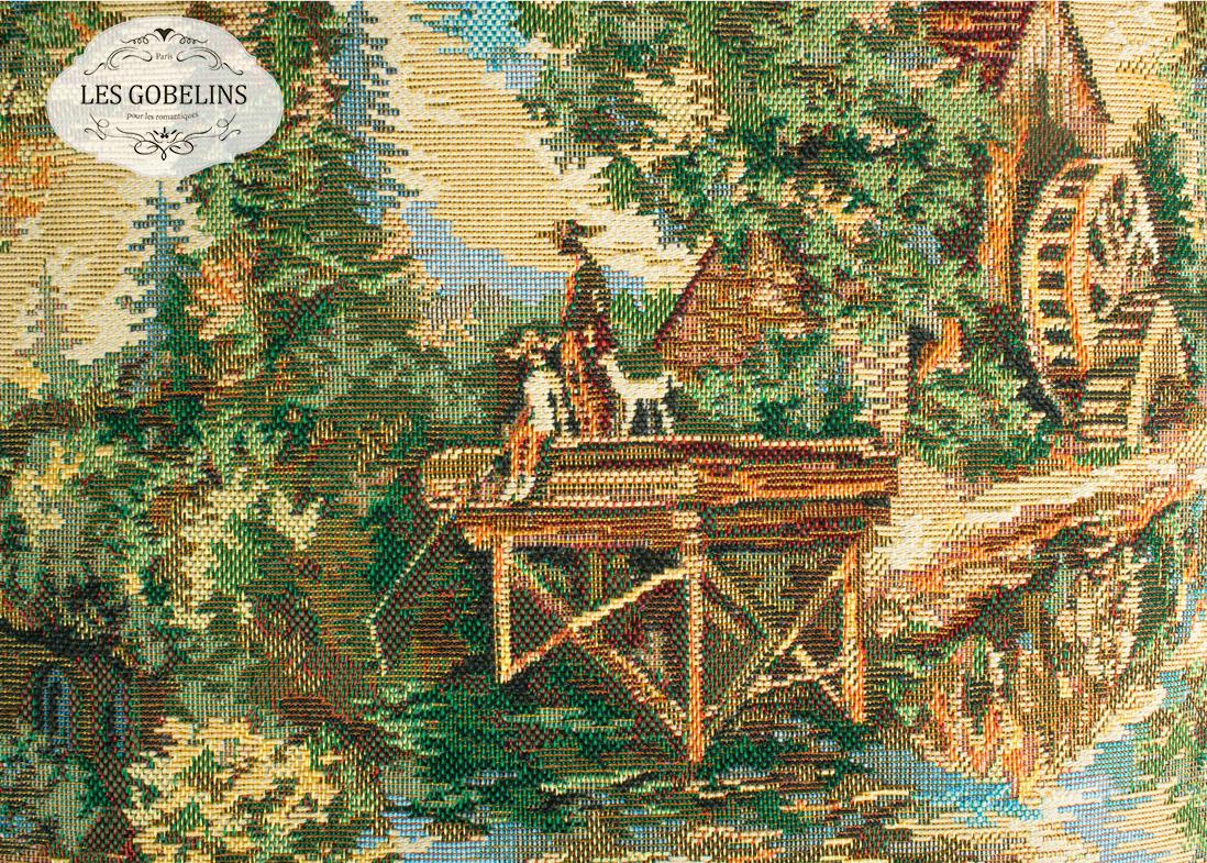 где купить  Покрывало Les Gobelins Накидка на диван Provence (160х230 см)  по лучшей цене