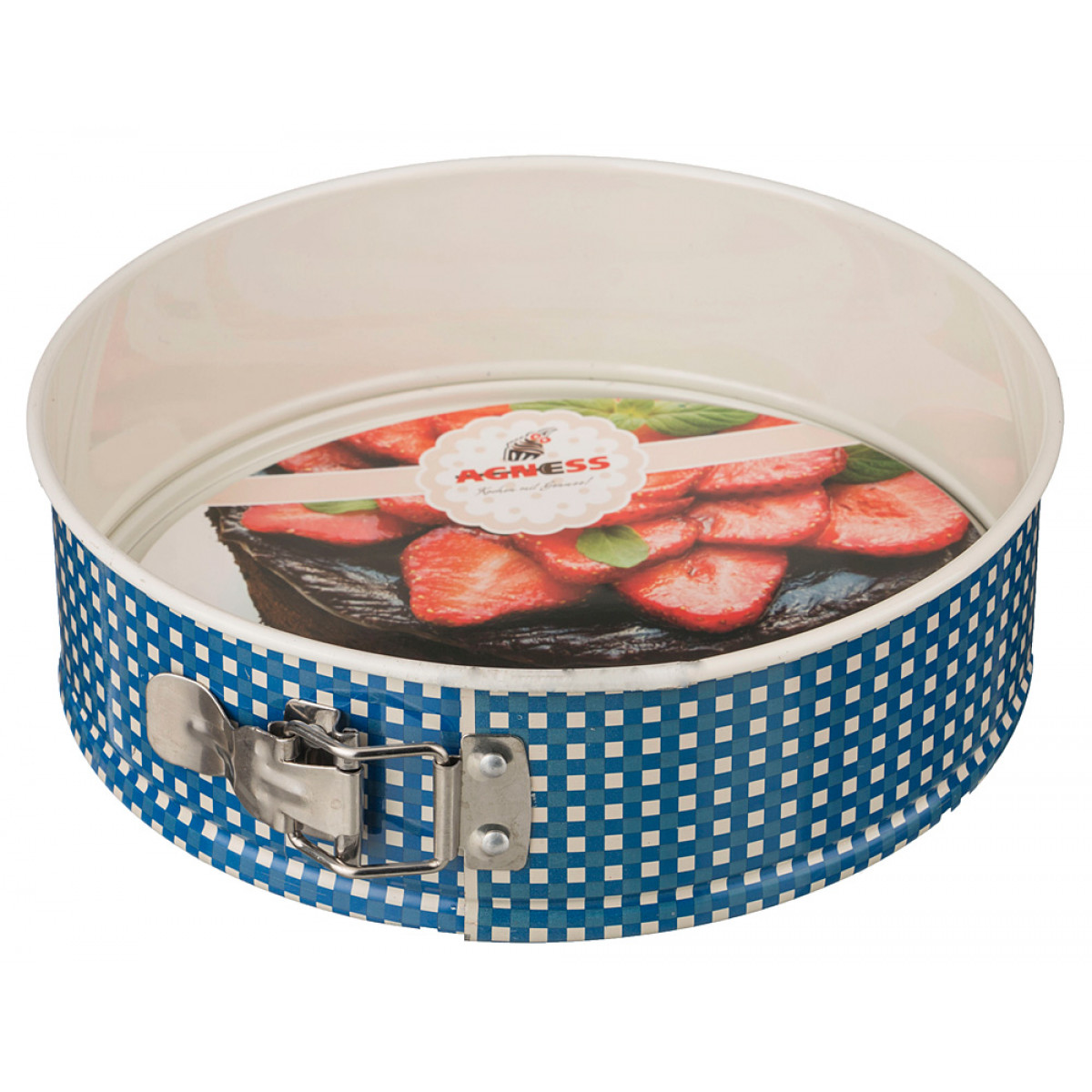 все цены на  {} Agness Форма для выпечки Draven  (7х22 см)  онлайн
