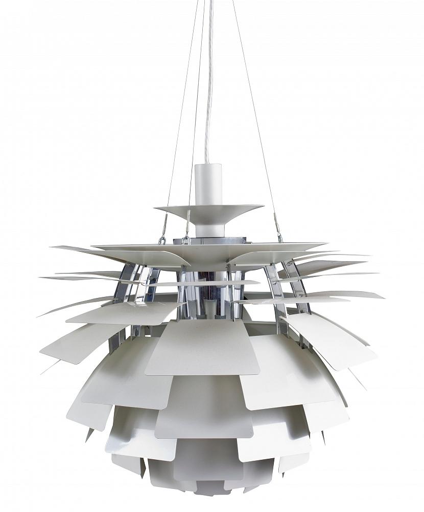 {} CRYSTAL LIGHT Подвесной светильник Lila Цвет: Белый (72 см) crystal light светильник подвесной copacabana 20х40 см