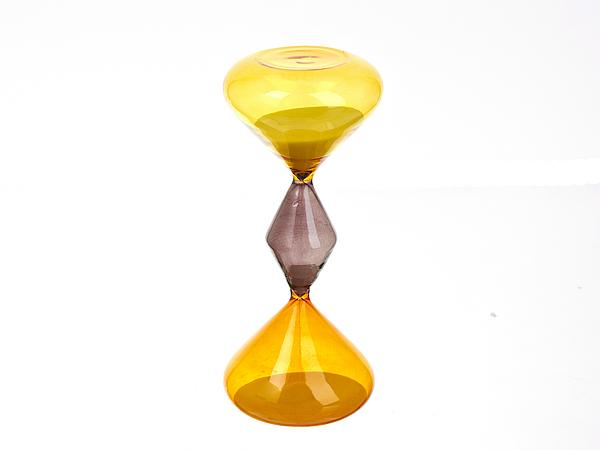 {} ENS GROUP Часы песочные Tetty (10х10х24 см) ens часы песочные ens 7850020 мульти