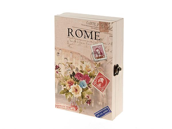 {} ArtHouse Настенная ключница Rome (7х17х26 см) arthouse w15052865053