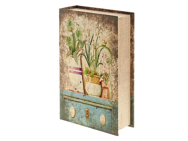 {} ArtHouse Шкатулка Flower (7х19х27 см) arthouse шкатулка путешествие 5х17х26 см