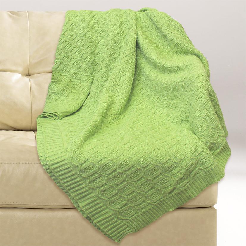 где купить  Плед Amore Mio Плед Xylia Цвет: Зеленый (130х160 см)  по лучшей цене