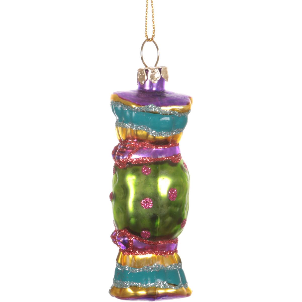 {} Lefard Елочная игрушка Alva  (9 см) елочные украшения sia елочная игрушка