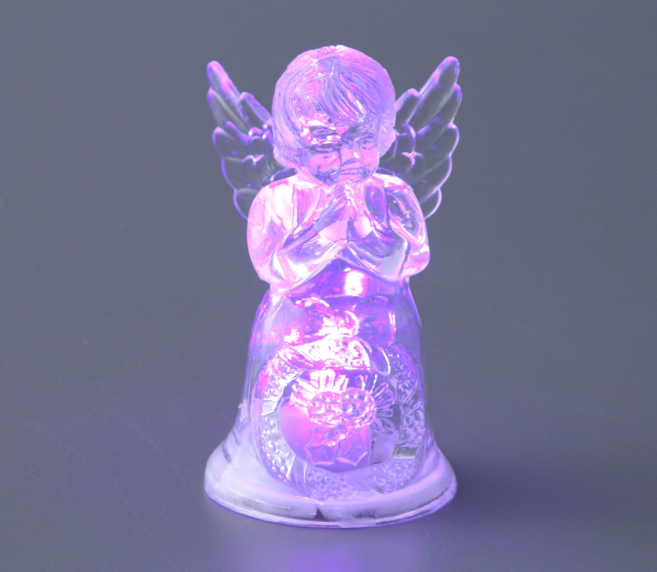 {} Arti-M Интерьерная игрушка Ангелочек (5х5х9 см)