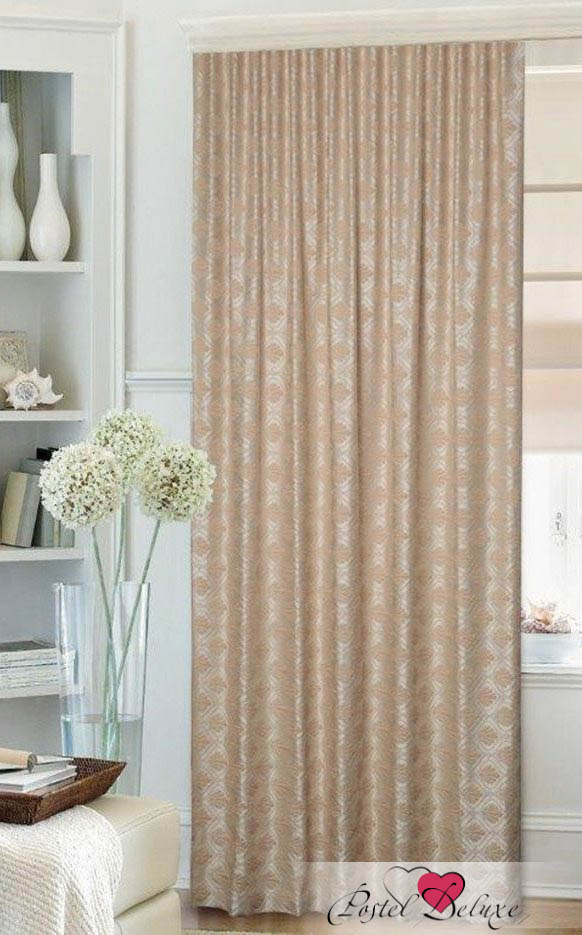 Шторы Mona Liza Классические шторы Жемчуг Цвет: Бежевый mona liza mona liza классические шторы stacy цвет серый