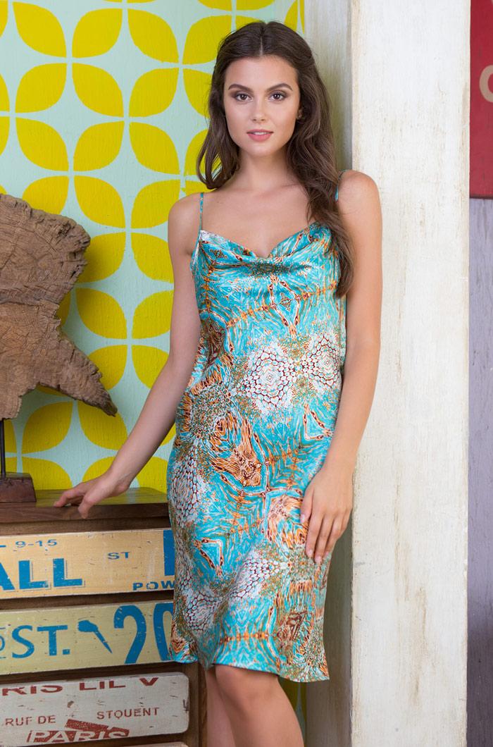 Ночные сорочки Mia-Mia Ночная сорочка Adriana (S) ночная сорочка h i s