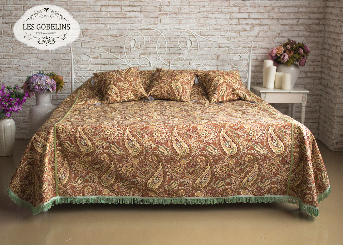 Покрывало Les Gobelins Покрывало на кровать Vostochnaya Skazka (210х220 см) les gobelins les gobelins покрывало на кровать vostochnaya skazka 240х260 см