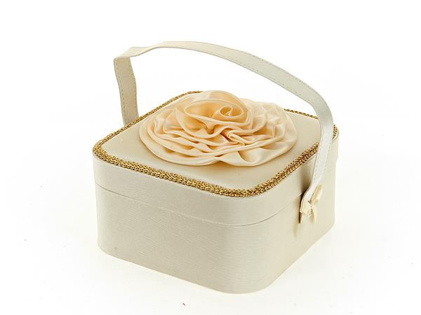 {} ENS GROUP Шкатулка Чайная Роза (10х18х18 см) чайник заварочный ens group чайная роза 1 л