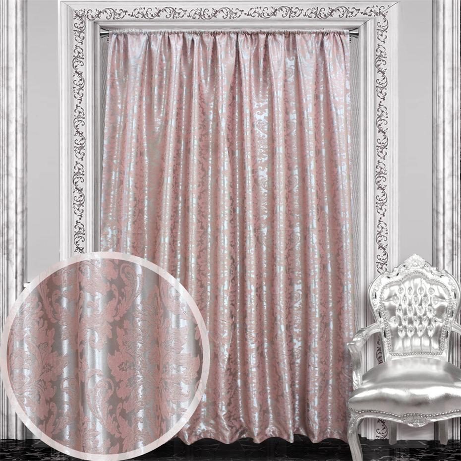 Шторы Amore Mio Классические шторы Amey Цвет: Розовый