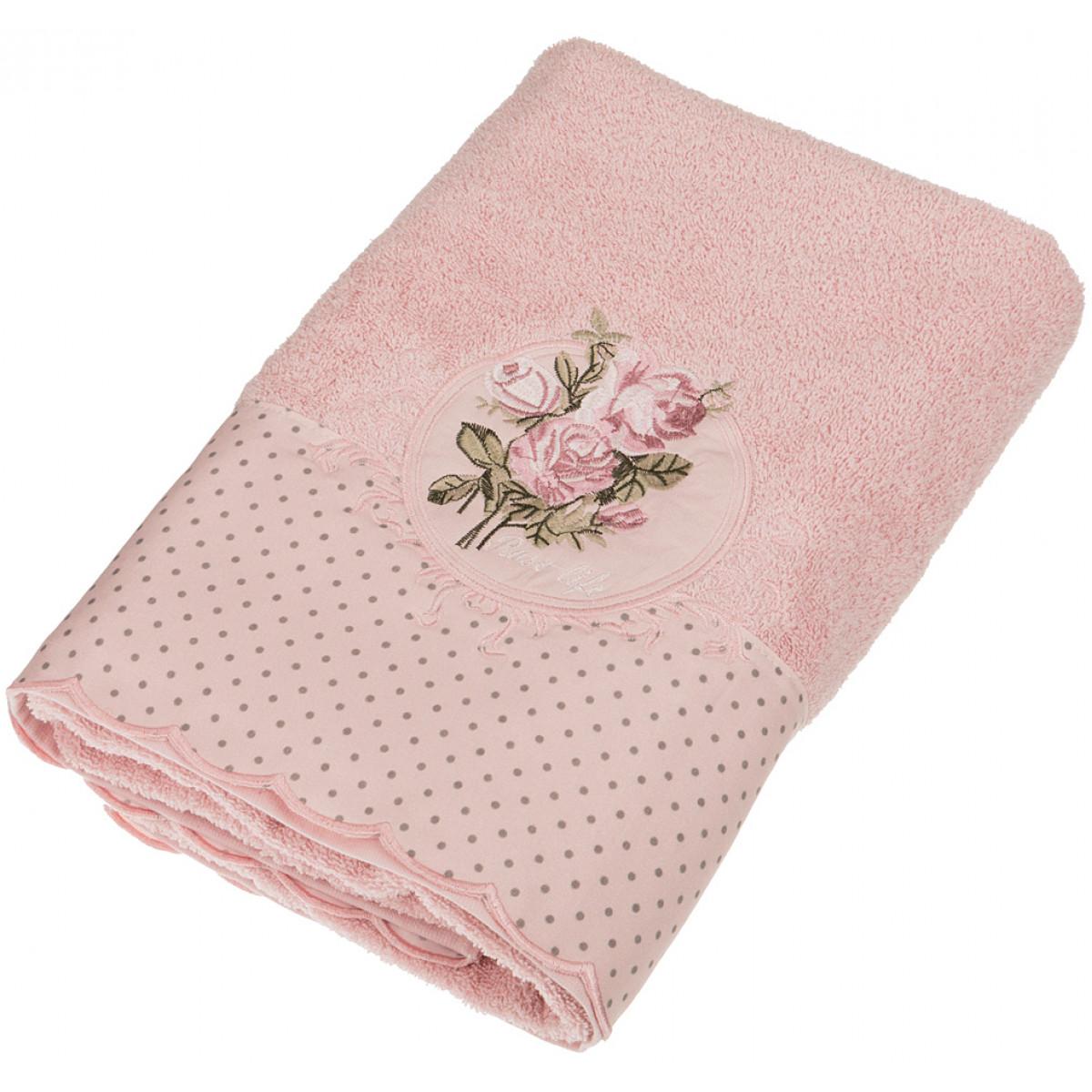 Полотенца Santalino Полотенце Abimelech  (50х90 см) полотенце денастия полотенце денастия 50х90 см хлопок