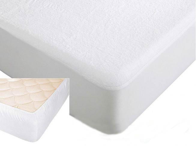 где купить  Наматрасники и чехлы для матрасов Хлопковый Край Наматрасник Caress Цвет: Белый (80х200 см)  по лучшей цене