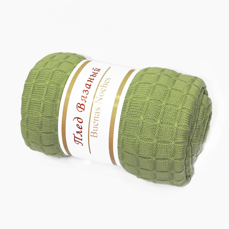 где купить  Плед Amore Mio Плед Manhattan Цвет: Зеленый (130х160 см)  по лучшей цене