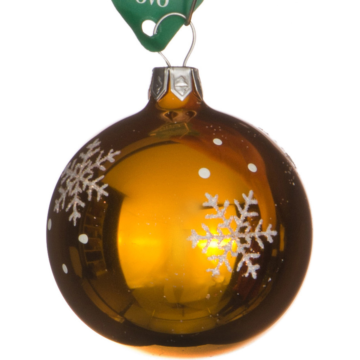 {} Arti-M Шар новогодний Улыбка (5 см) блюдце улыбка диаметр 17 5 см 993016901