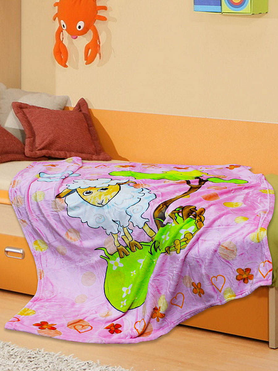 Детские покрывала, подушки, одеяла Absolute