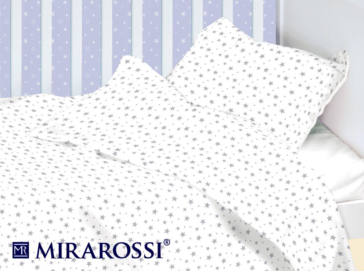 Детское Постельное белье MIRAROSSI Детское Постельное белье Stellina Mia (115х147 см) детское постельное