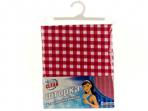 Шторы и карнизы для ванной White CLEAN Шторы для ванной Dailyra white clean шторка для ванной