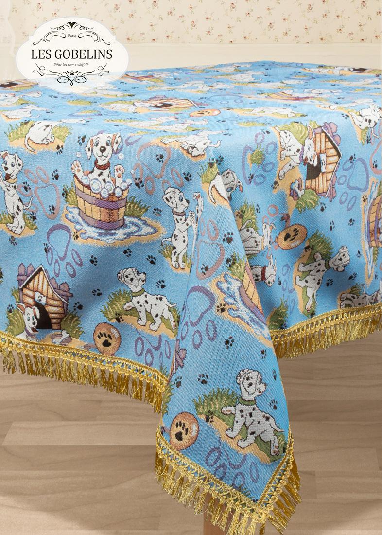 Скатерти и салфетки Les Gobelins Скатерть Dalmatiens (130х190 см)