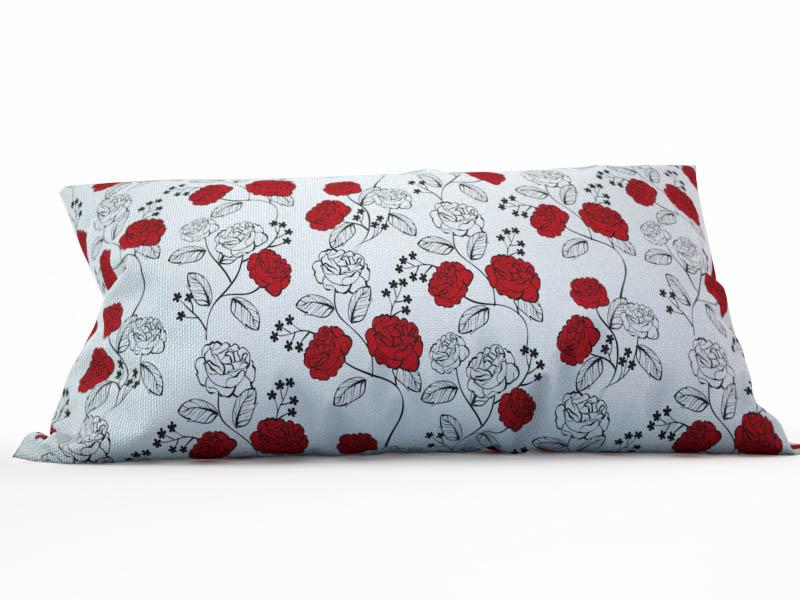 где купить Декоративные подушки StickButik Декоративная подушка Стильные Цветы (25х45) по лучшей цене