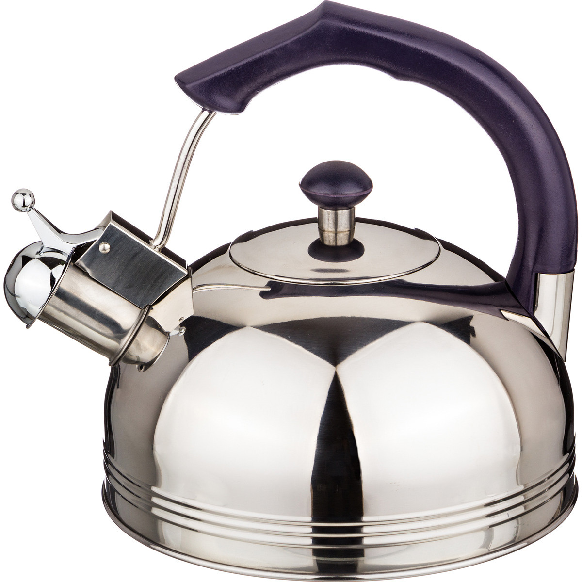 {} Agness Чайник со свистком Alyson  (2500 мл) чайник со свистком cook
