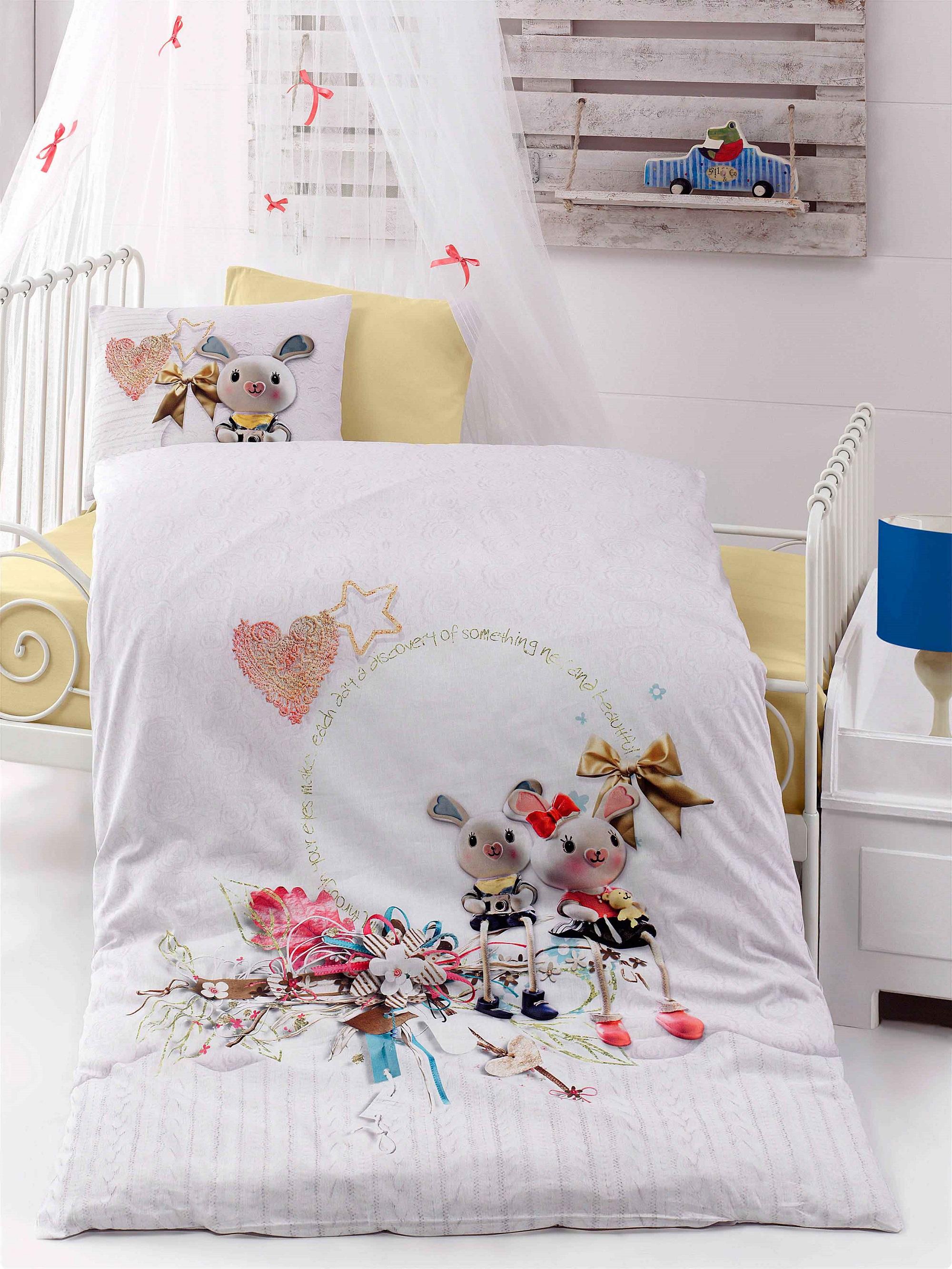Детское Постельное белье Dantela Vita Детское Постельное белье Kuki (100х150 см) детское постельное