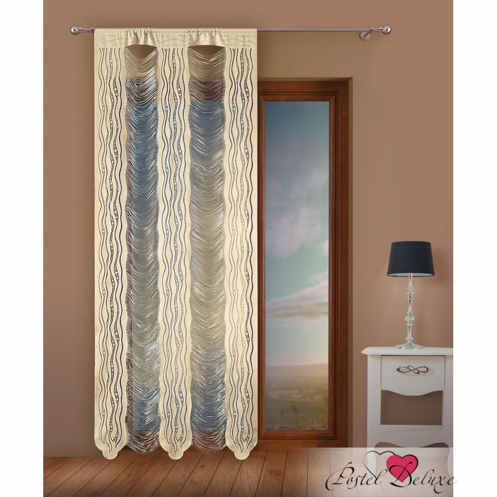 Шторы Wisan Нитяные шторы Jga Цвет: Натуральный/Крем wisan wisan нитяные шторы joelle цвет кремовый бежевый