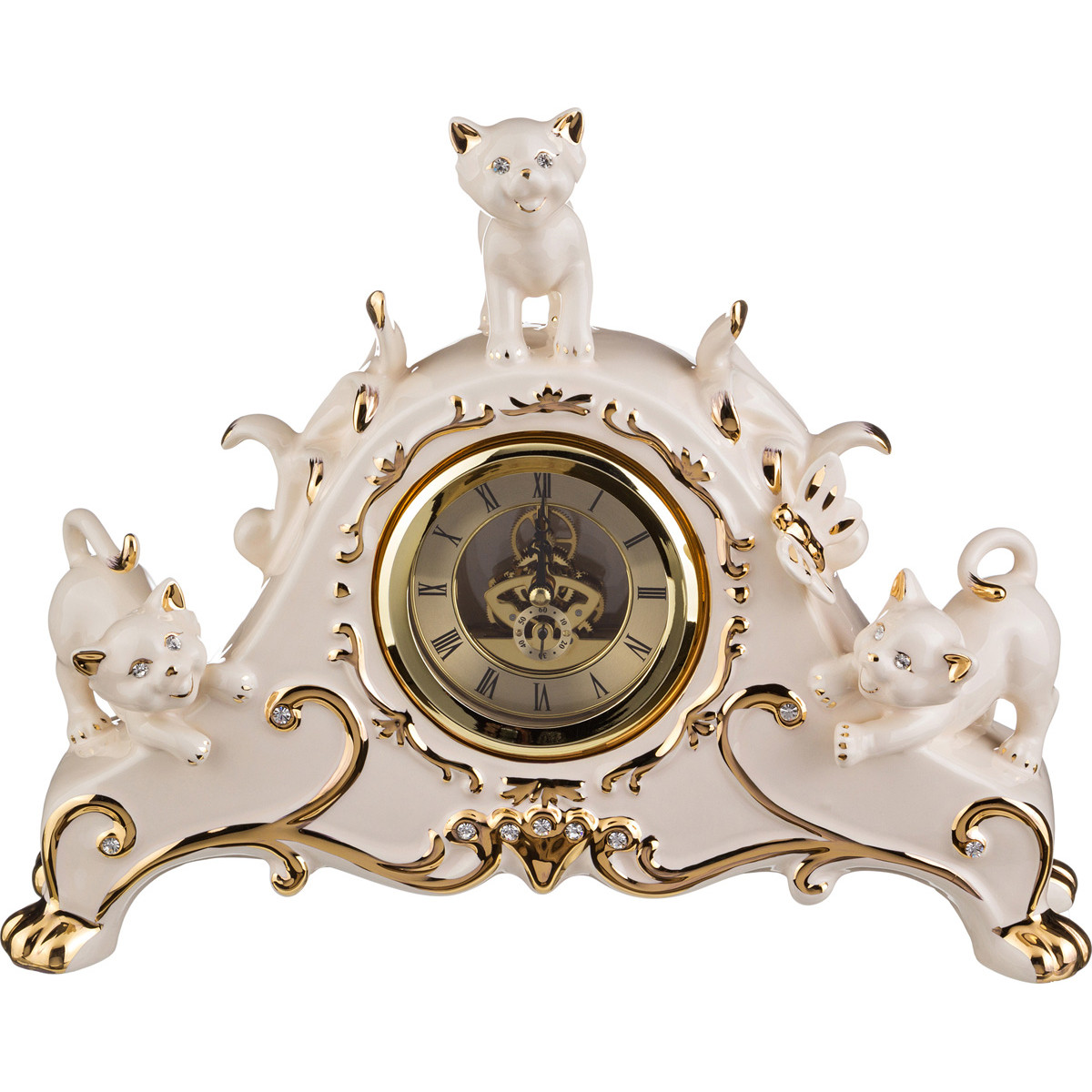 {} Lefard Часы Reagan  (9х28х36 см) диван reagan ms1205 bovia 93a 4s reagan 01252