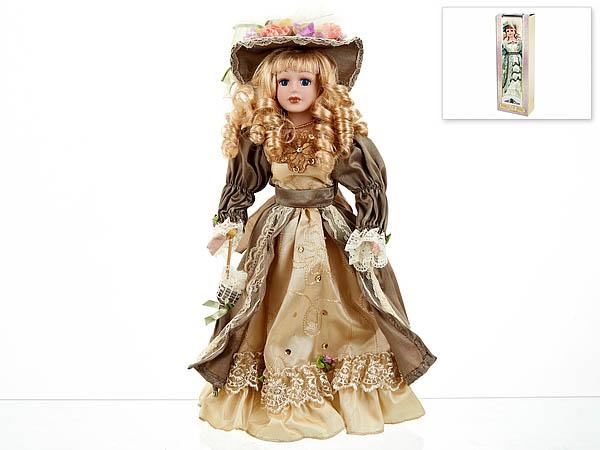 {} ArtHouse Кукла декоративная Лидия (7х13х36 см) arthouse w15052863878