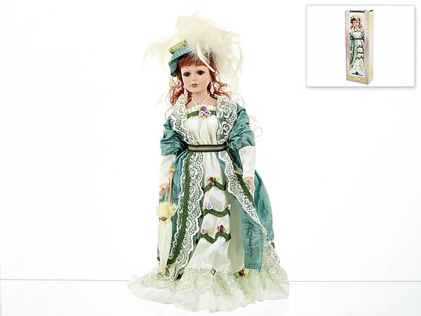 {} ArtHouse Кукла декоративная Таисия (7х13х36 см) arthouse w15052865053