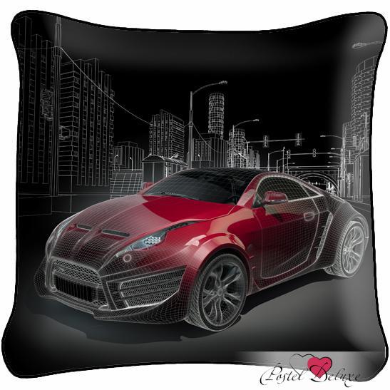 Декоративные подушки Fototende Декоративная подушка Автомобиль ортопедическая подушка в автомобиль в кировограде