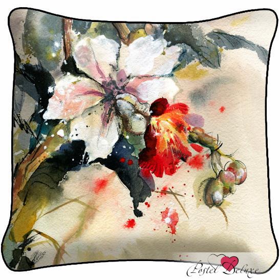 где купить Декоративные подушки Fototende Декоративная подушка Цветок по лучшей цене