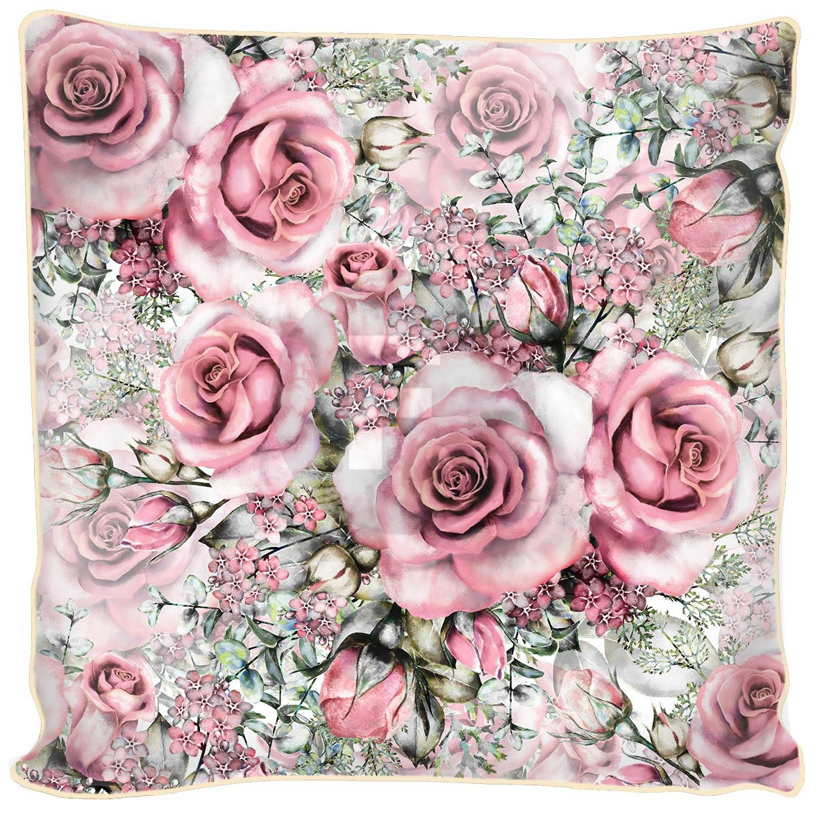 Декоративные подушки Fototende Декоративная подушка Нежность (45х45)