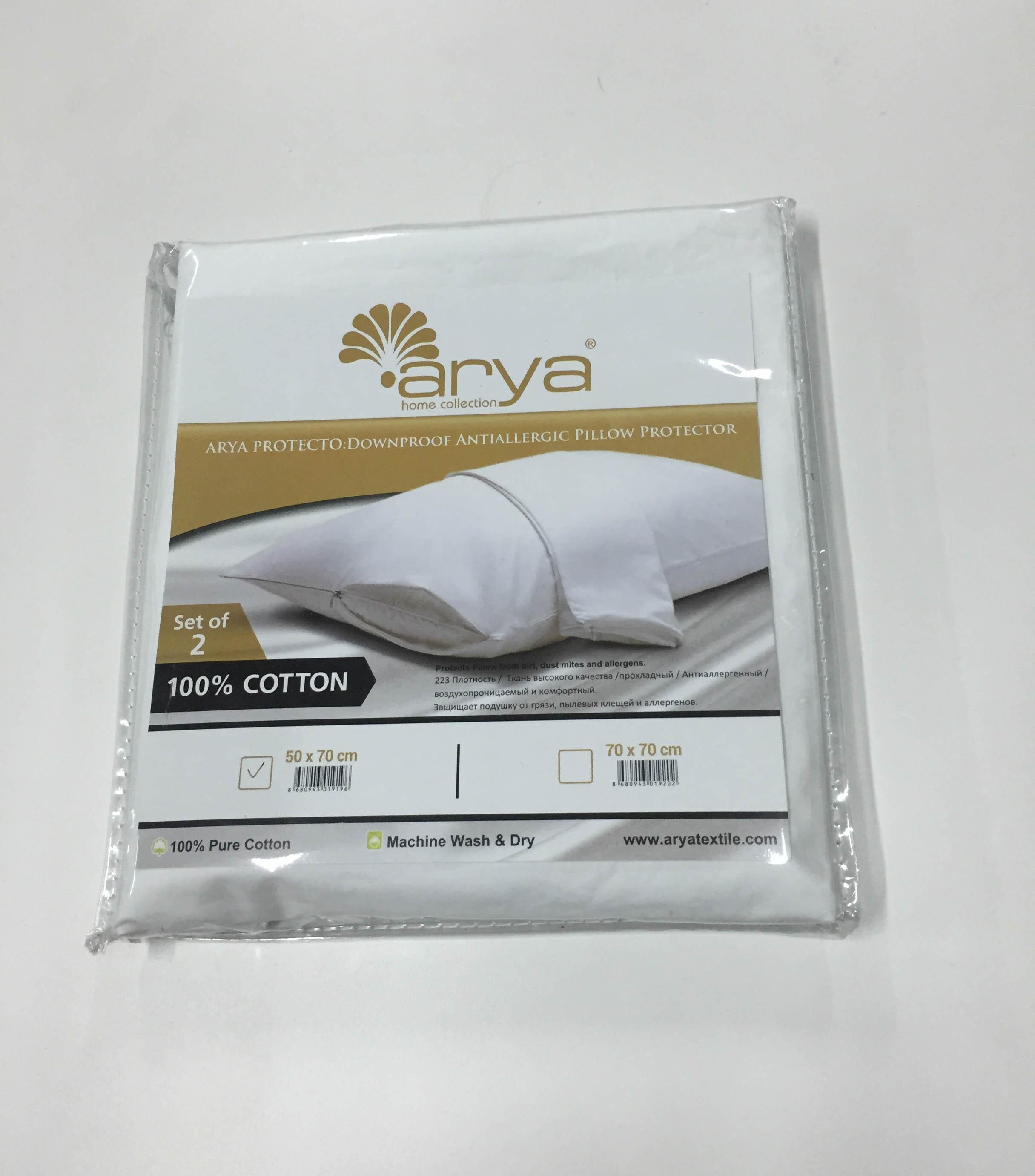 Наволочки AryaНаволочки<br>Производитель: Arya<br>Страна производства: Турция<br>Материал: Хлопковый сатин<br>Состав материала: 100% Хлопок<br>Застежка: Молния<br>Размер наволочек: 70х70 см<br>Упаковка: Полиэтиленовый пакет<br><br>Тип: Наволочки<br>Размерность комплекта: Наволочки<br>Материал: Хлопковый сатин<br>Размер наволочки: None<br>Подарочная упаковка: Наволочки<br>Для детей: Наволочки<br>Ткань: Хлопковый сатин<br>Цвет: Белый