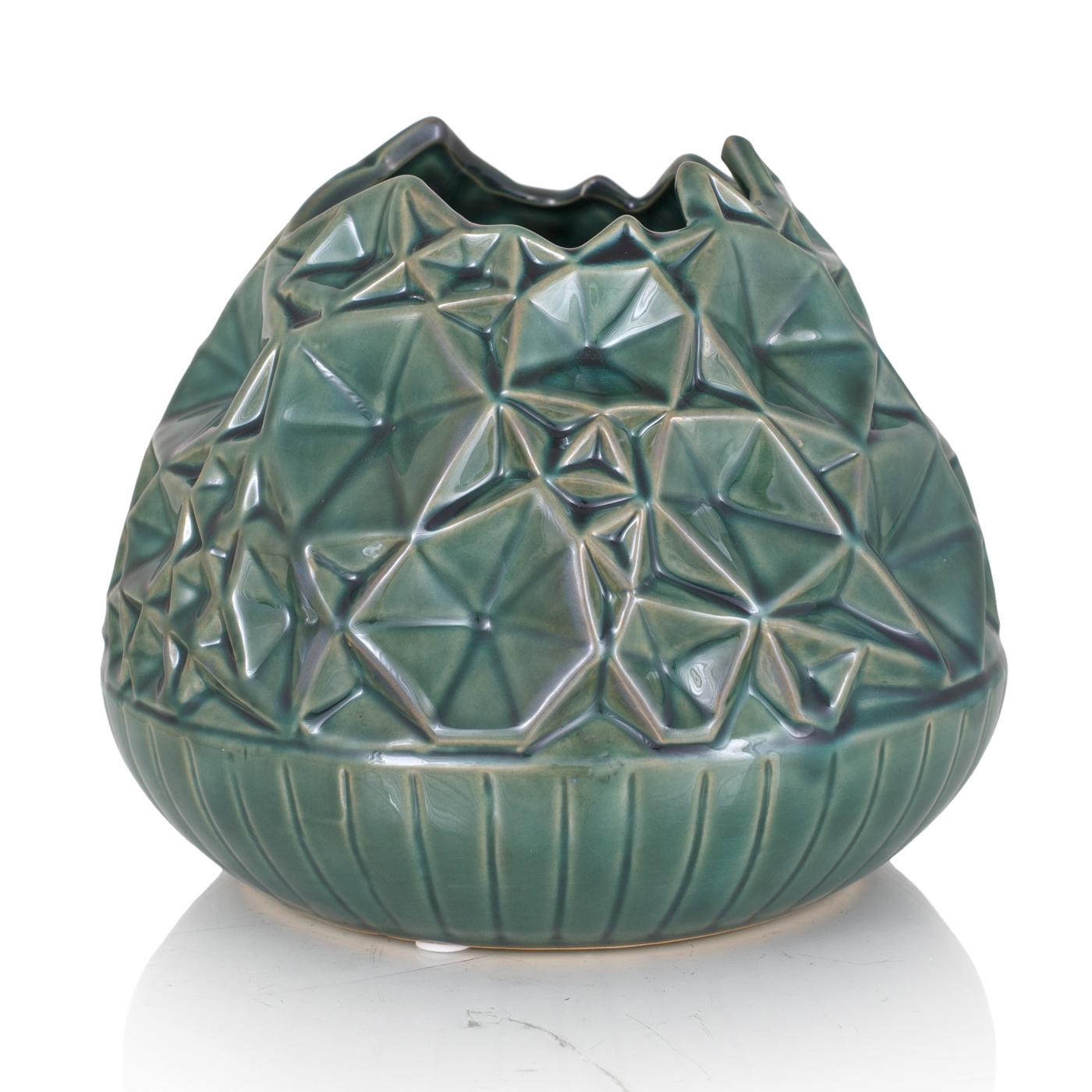 {} Home Philosophy Ваза Carina (18х18 см) ваза керамика розовый рассвет 18 12 8 5 см 863622