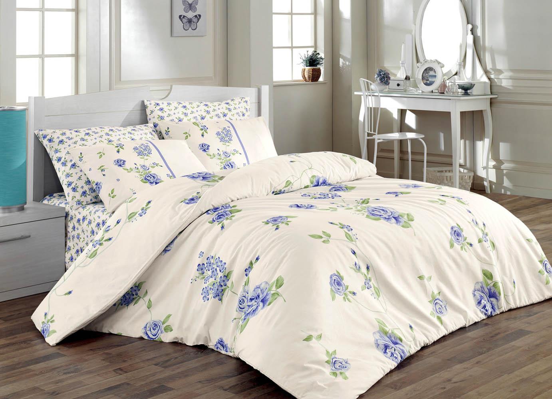 Постельное белье Arya Постельное белье Jasmine (2 сп. евро) постельное белье arya постельное белье sorbe цвет голубой 2 сп евро