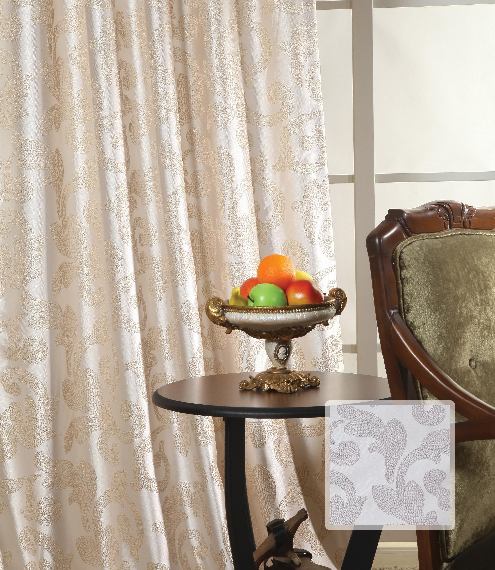 Miranda Miranda Классические шторы Стиль Цвет: Кремовый