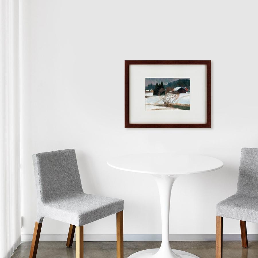 {} Картины в Квартиру Картина Motif From Lieto (47х60 см) картины в квартиру картина цветная гравюра 2 47х60 см