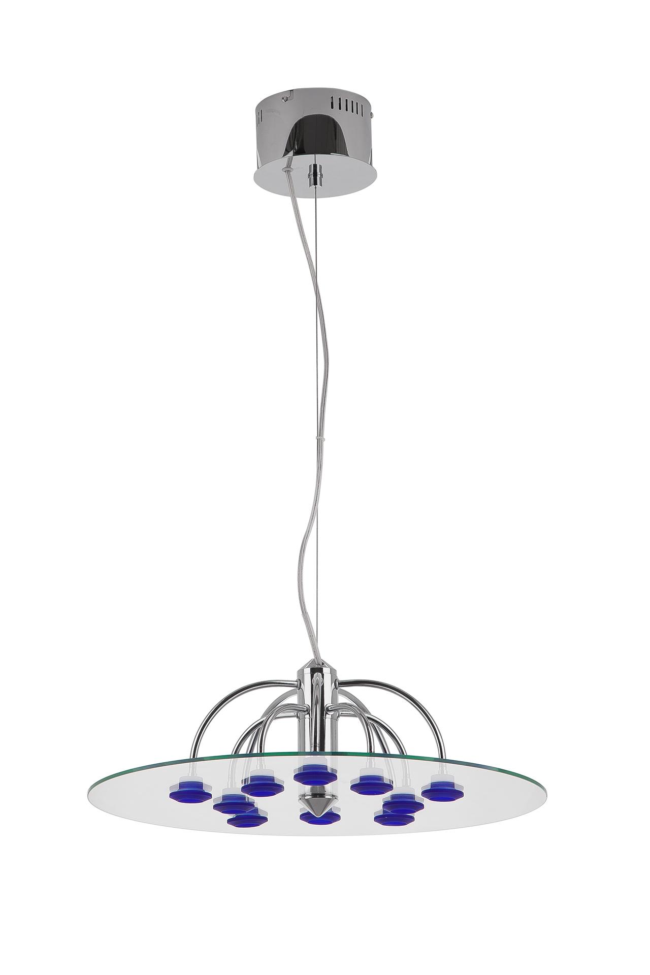 {} CRYSTAL LIGHT Подвесной светильник Umay (56 см) crystal light светильник подвесной copacabana 20х40 см