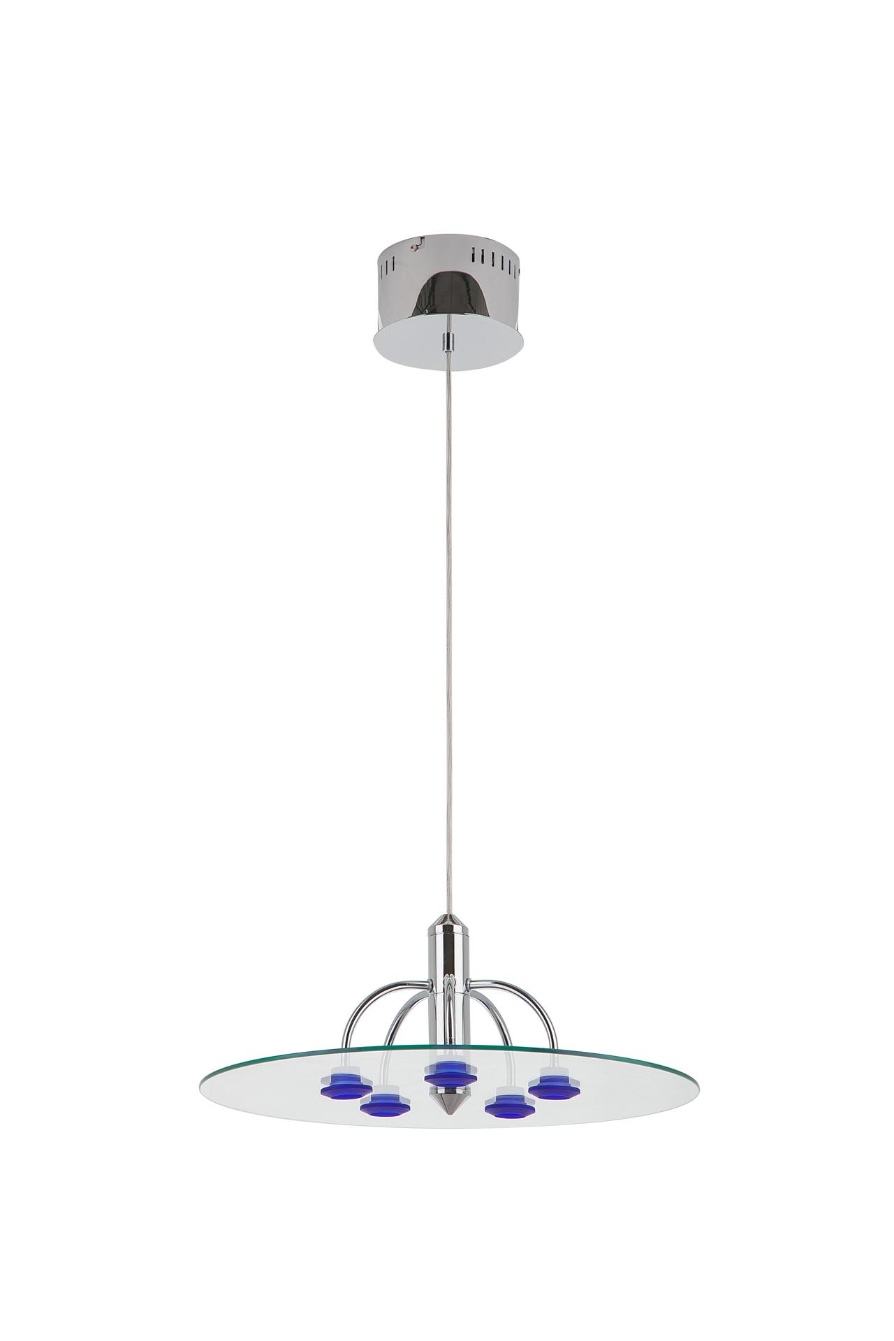 {} CRYSTAL LIGHT Подвесной светильник Umay (48 см) crystal light светильник подвесной copacabana 20х40 см