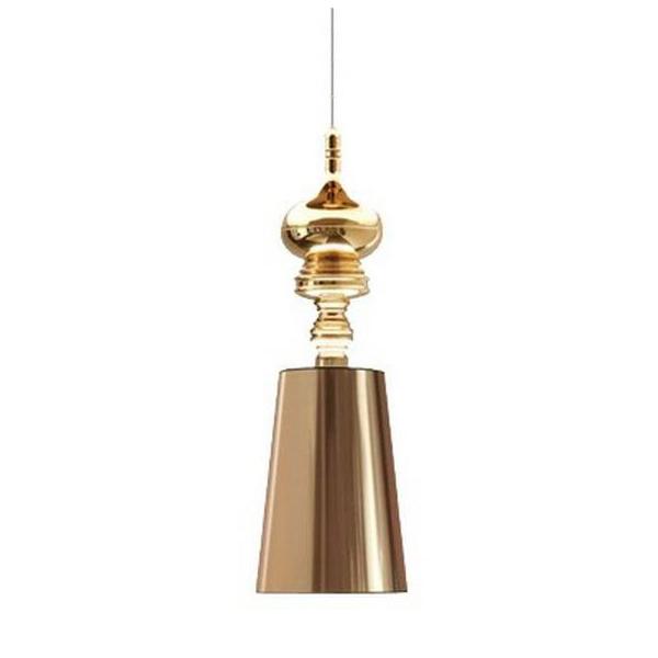 {} CRYSTAL LIGHT Светильник подвесной Josephine Цвет: Золотой (30х85 см) crystal light светильник подвесной copacabana 20х40 см