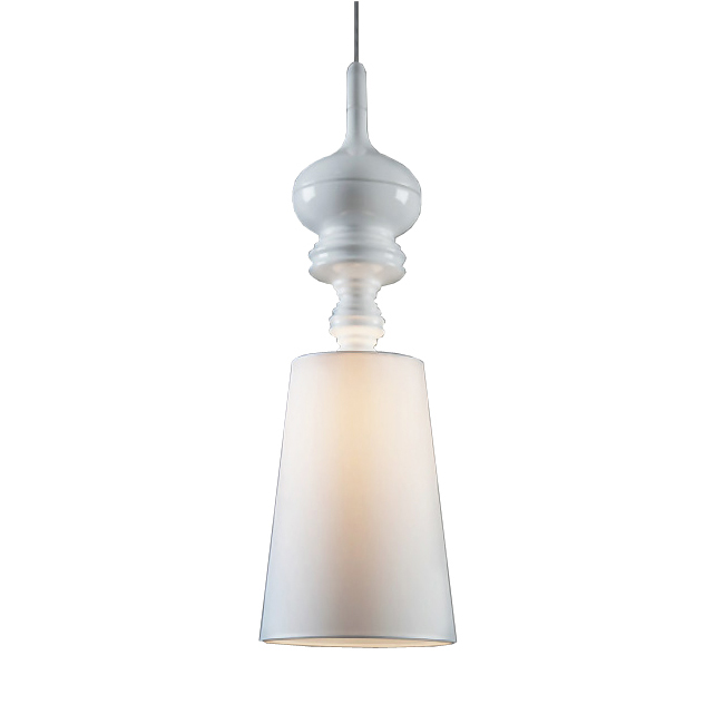 {} CRYSTAL LIGHT Светильник подвесной Josephine Цвет: Белый (30х85 см) crystal light светильник подвесной copacabana 20х40 см