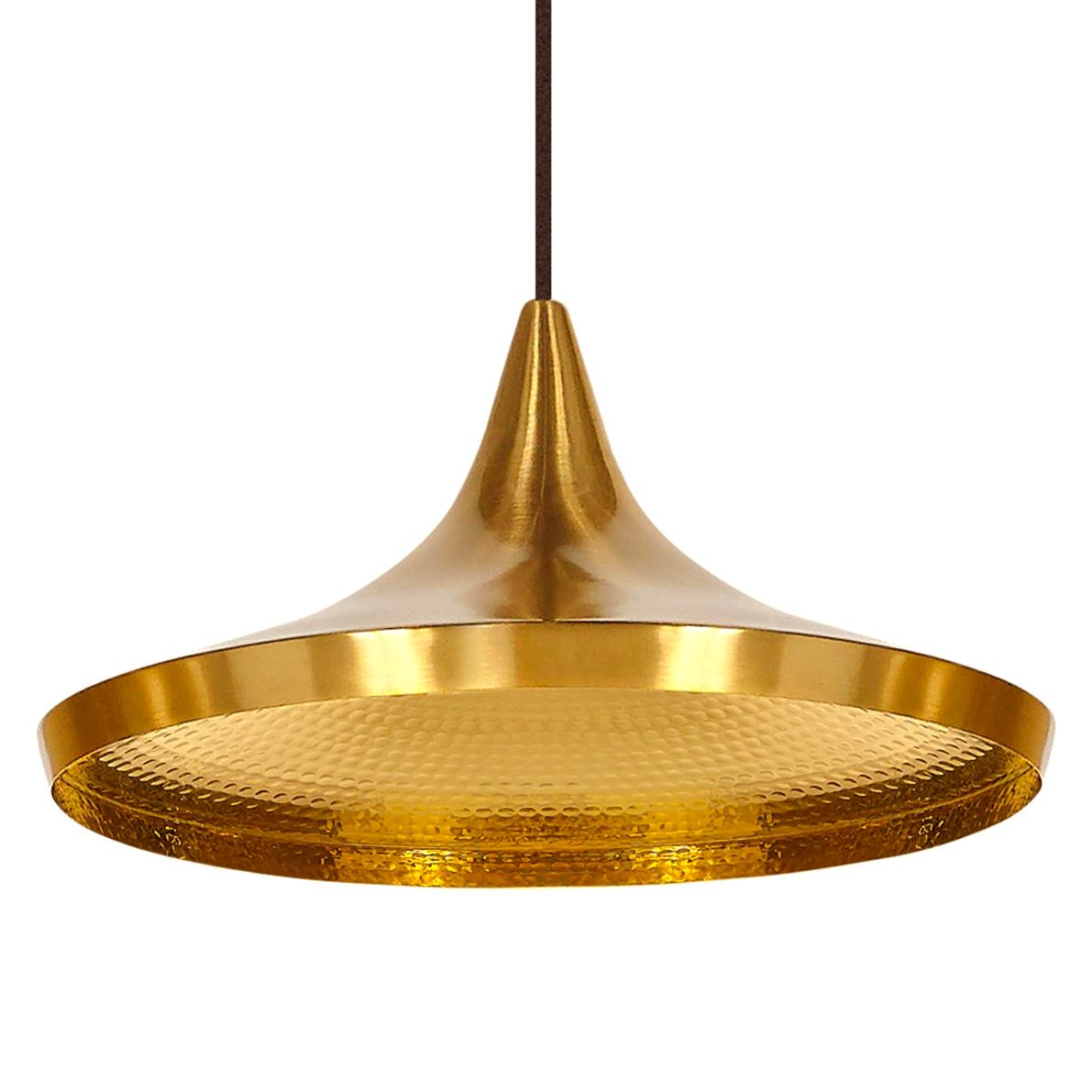 {} CRYSTAL LIGHT Светильник подвесной Beat Light Wide (16х36 см) crystal light светильник подвесной copacabana 20х40 см
