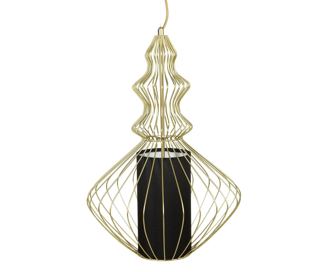 {} CRYSTAL LIGHT Светильник подвесной Opium Цвет: Золотой (37х50 см) crystal light светильник подвесной copacabana 20х40 см