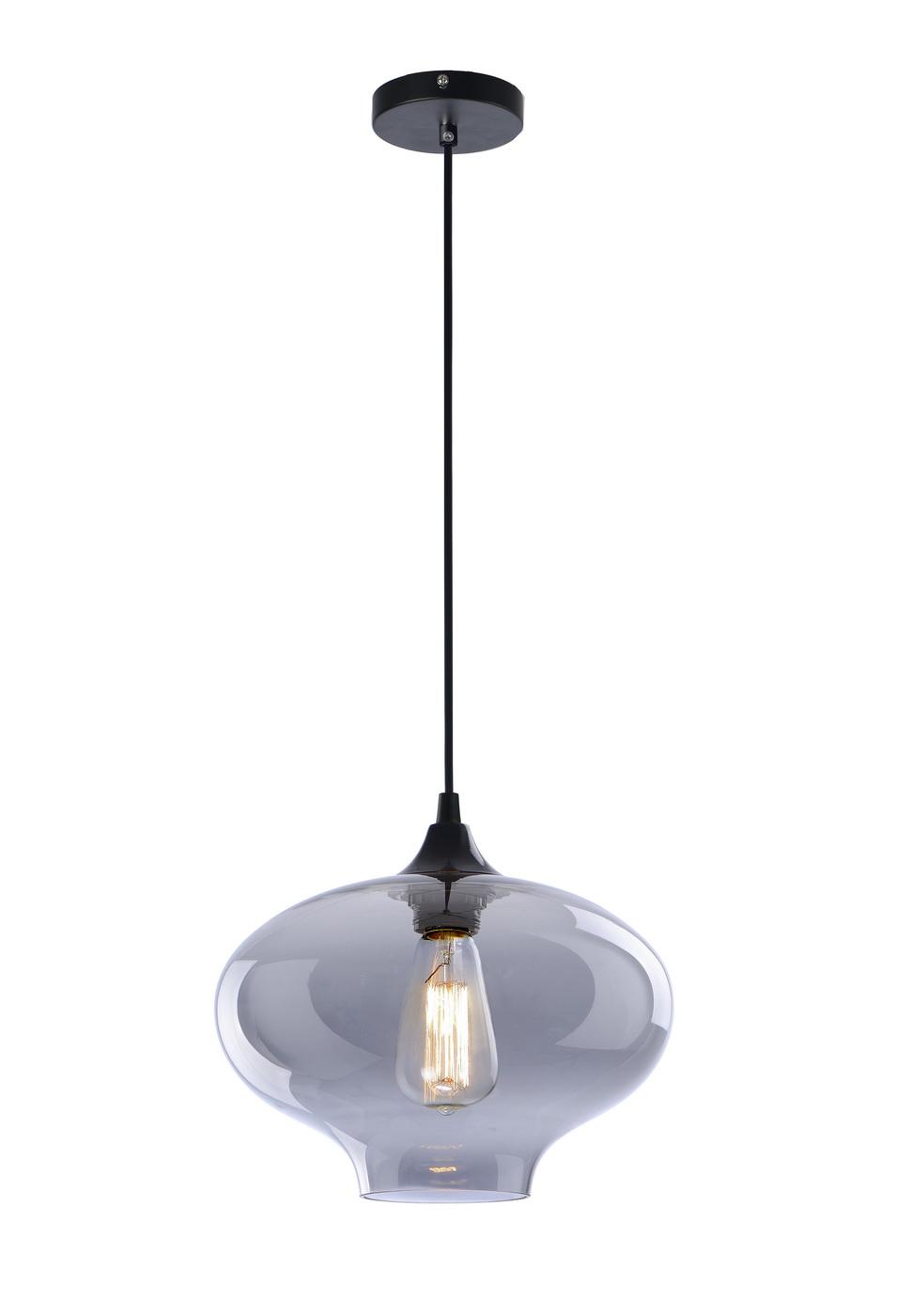 {} CRYSTAL LIGHT Светильник подвесной Stargazer Цвет: Серый (24х28 см) crystal light светильник подвесной copacabana 20х40 см