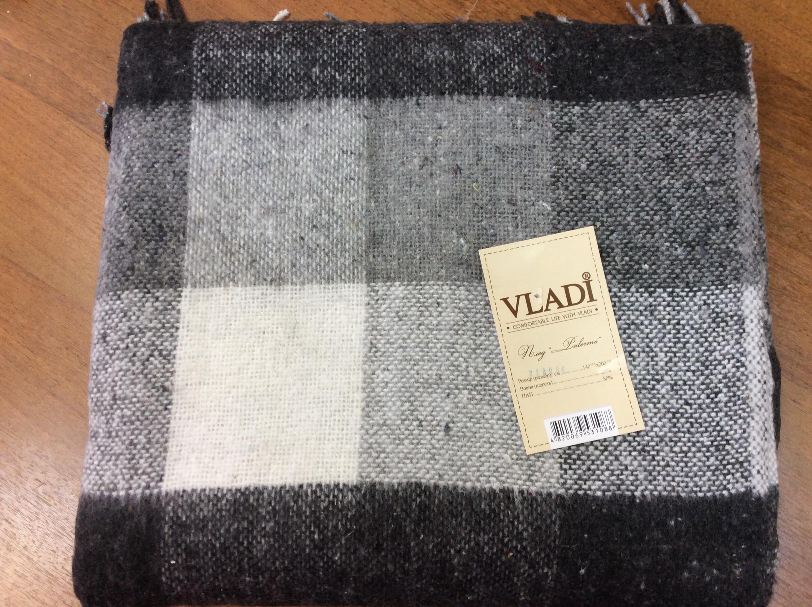 Пледы и покрывала Vladi