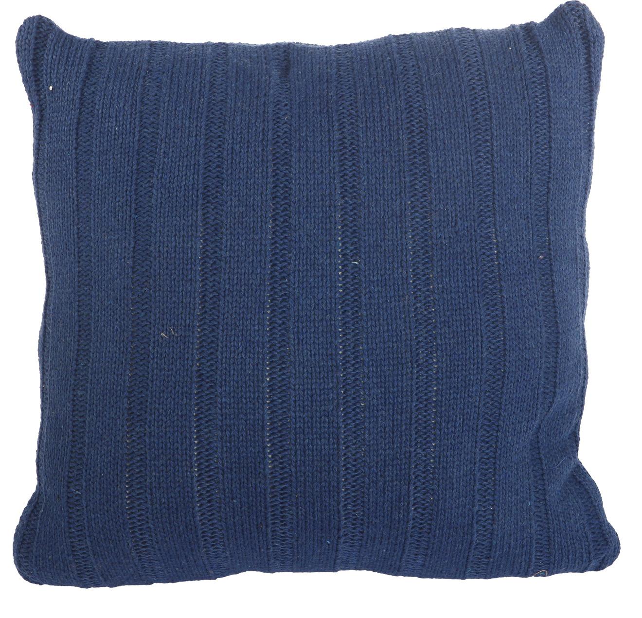 Декоративные подушки ARTEVALUCE Декоративная подушка Evita Цвет: Синий (46х46)