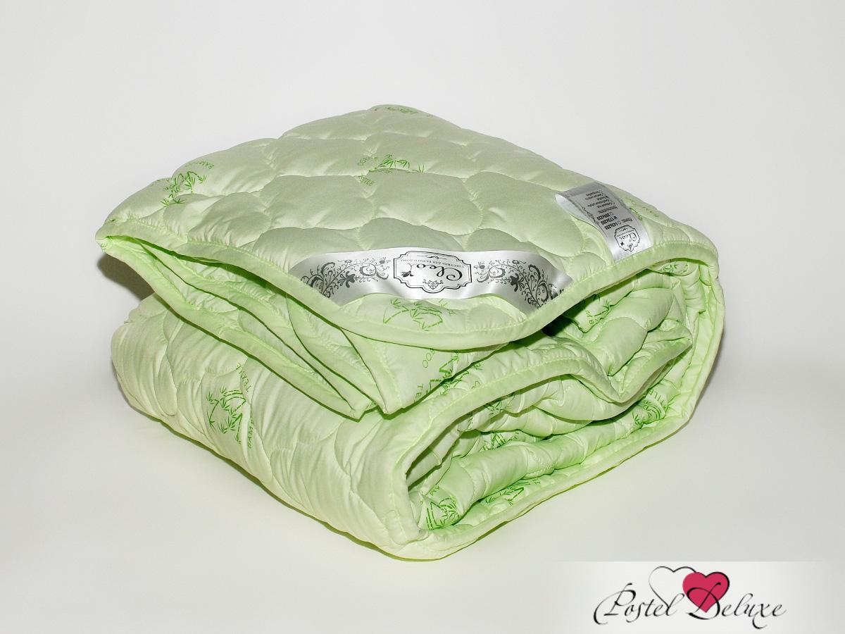 Одеяло CleoОдеяла<br>Одеяло стёганое лёгкое полутороспальное<br>Размер: 143х205 см<br><br>Наполнитель: Бамбуковое волокно<br>Плотность наполнителя: 150 г/м2<br>Состав: Бамбуковое волокно, Полиэстер<br><br>Материал чехла: Синтетический сатин<br>Состав: 100% Полиэстер<br>Отделка: Стежка<br><br>Производитель: Cleo<br>Страна производства: Китай<br>Тип Упаковки: Чемодан ПВХ<br><br>Тип: одеяло<br>Размерность комплекта: 1.5-спальное<br>Материал: Синтетический сатин<br>Размер наволочки: None<br>Подарочная упаковка: None<br>Для детей: нет<br>Ткань: Синтетический сатин<br>Цвет: Зеленый