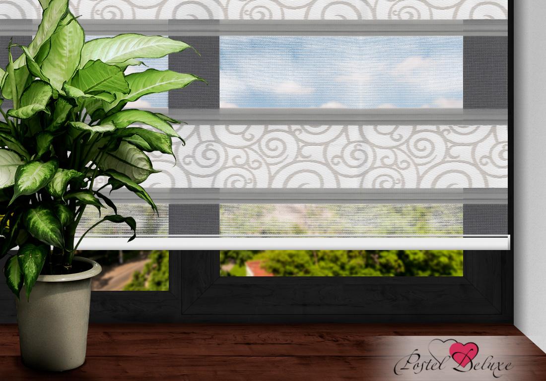 Римские и рулонные шторы Arya Рулонные шторы MellЦвет: Серый (120х200) шторы для ванны arya 180x180 sunflower 1025383