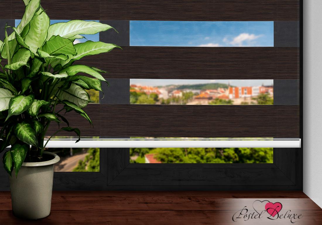 Римские и рулонные шторы Arya Рулонные шторы MadridЦвет: Темно-Коричневый (120х200) arya gardenia 180 240